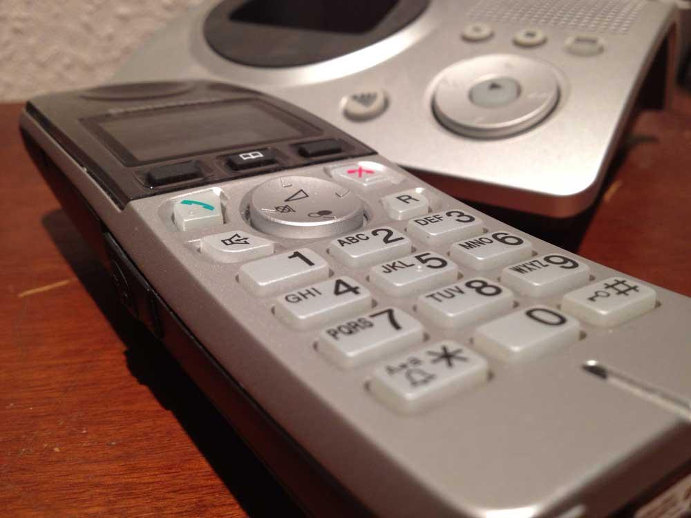 Mobiles Telefon