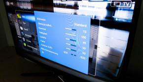 UHD Fernseher Test